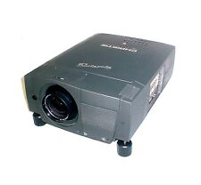 #1 Christie RoadRunner L6 Home Theater LCD Projector Short Throw Lens 5200 Lum!