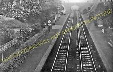 Granton Road Railway Station Photo. Edinburgh - Leith. Caledonian Railway. (1)