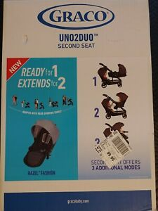 Graco UNO2DUO Baby Stroller Second Seat, New