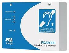 PDA200E INDUCTION LOOP AMPLIFIER Show Accessories