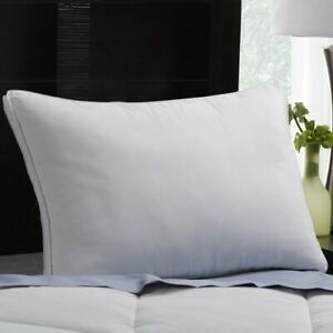 Firm Gel Filled Side Bed Overstuffed Pillows Luxury Plush Comfort Multiple Sizes
