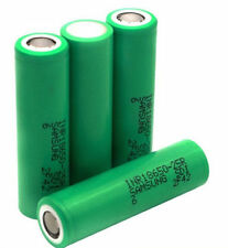 4 Authentic Genuine Original Samsung 25r 20A 2500mAh 18650 HIGH DRAIN Battery