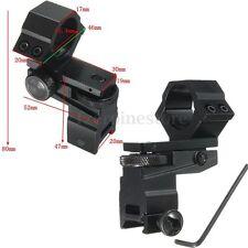 Adjustable Scope Flashlight laser Mount Adjusting elevation&windage directly