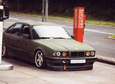 BMW E34 5 Series Euro Front Deep Bumper Chin Spoiler Lip Sport Valance Splitter.