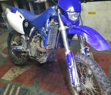 Yamaha WR400 Wrecking/parting out