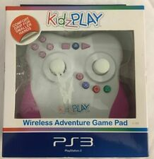KidzPLAY Wireless Adventure Game Pad - Pink ( (Sony Playstation 3 /PS3)