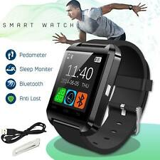 New Bluetooth 2018 Smart Wrist Watch Phone Mate For Android iOS iPhone Samsung