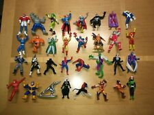 1991 Applause - Marvel Pvc Figures - Lot of 32 - Pre-Owned