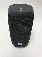 JBL LINK20 Voice Activated Bluetooth Portable Speaker Black