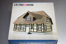 Kibri 8126 Fachwerkhaus mit Walmdach Spur H0 OVP