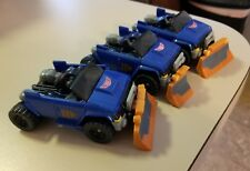 Transformers Sentinel Prime Animated Deluxe Class 2008 cartoon series parts lot