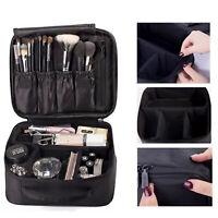 Portable Travel Makeup Bag Cosmetic Make up Case Storage Box Folding Storage bag