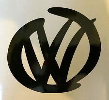 Large Volkswagen Decals / Stickers x2