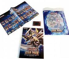 YU GI OH STAR PACK 2014 ALBUM  10 CARD POSTER ITALIANO SIGILLATA