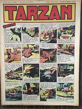 REVUE TARZAN.1 ERE SERIE.N°18.JANVIER 1947.PARFAIT ETAT.NON COUPE.