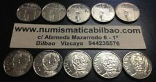 @NUMISMATICA BILBAO@ 10 PESETAS 1997 SENECA KM#982 JUAN CARLOS I ESPAÑA SC