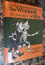 1903~ The Wizard of Oz, by L.Frank Baum~Very Early Edition