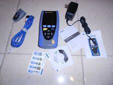 Ideal Navitek Nt Pro Copper Fiber Network Tester Fiber Optic Tester