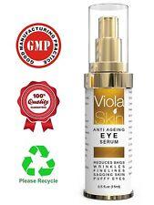 Viola Skin Anti Ageing Eye Serum For Dark Circles and Puffiness, 15 ml.