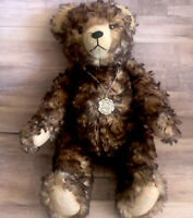 Hermann Limited Edition Mohair Teddy Bear Replica Growler 19 Inches Tall