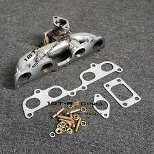For Toyota Turbo Manifold Header T3 FlangeFor Tacoma Hilux 4Runner 2RZ-FE 3RZ-FE