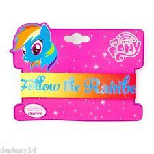 My Little Pony Follow the Rainbow Dash Bracelet Hasbro Multi Color NEW