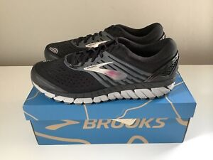 NEW Brooks Beast 18 Men's Running Shoes - Black - Sz 11.5