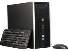 HP Compaq Desktop Computer 6300 Pro Intel Core i5 3rd Gen 3470 (3.20 GHz) 8 GB 5