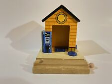 Imaginarium Wooden G&O Gas  Station  - Thomas and Brio Compatible Vintage