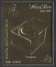 Staffa (L) Mary Rose/Barco De Vela/Brújula/navegación oro 1 V S/a (n35058)