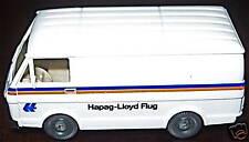 VW LT 28 HAPAG LLOYD AEREO MODELLO PUBBLICITARIO Wiking 1:87 Å