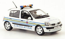 "nice French policecar RENAULT CLIO ""CIRCULATION"" 2002"