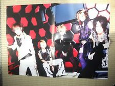 the GazettE PSC Visual-Kei POSTER JapanLimited!!