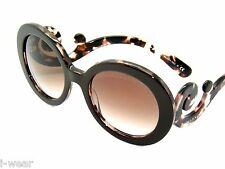 PRADA 27N 27NS 27 ROL-0A6 BROWN/PINK HAVANA/GRADIENT SUNGLASSES PR27NS NEW!!!