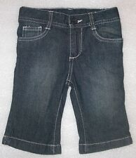 New Infant Girls Capri Jean Pants Size 24 Months NWOT