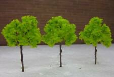 R6030 120pcs Scale Train Layout Model Trees N HO 6cm