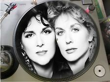Heart - Crazy On You (Dreamboat Annie) Mega Rare Picture Disc Promo Single LP