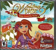 Wedding Dash 2 Ring Around The World Pc New Win10 8 7 XP