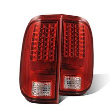 CG Ford F-250/Super Duty 08-16 LED Tail Light Red/Clear