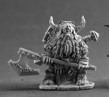 Enano guardaespaldas-Reaper Miniatures Dark Heaven Legends - 03690