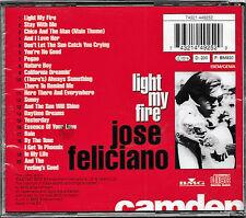 Jose Feliciano - Light My Fire   CD   NEU+OVP/SEALED!