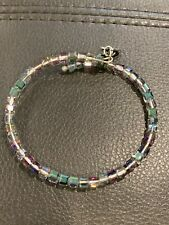 Alex And Ani Multicolor Prism Wrap Bracelet NWOT