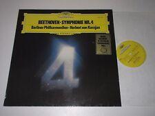 LP/BEETHOVEN SYMPHONIE 4/KARAJAN/DG 2531104