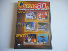 DVD - MES HEROS 80 -  VOL 8 / 6 EPISODES -  ZONE 2