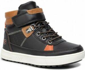 Skechers 94127L/BLK DIRECT PULSE-CIVIX Black Gr.27 Jungen Sneaker (23491)