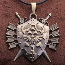 The Legend of Zelda Bronze Alloy Pendant Necklace Jewelry Gift Anime Cosplay