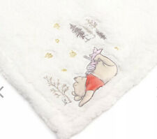BNWT Shop Disney Store Winnie the Pooh Fleece Throw Blanket For Adults