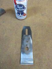 """Vtg Craftsman No.4,5 Plane Blade(ONLY)2""""x7-3/8"""",Older logo~NICE    #CM8.9.18"""