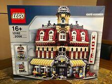 LEGO CAFE CORNER 10182 MODULAR SERIES NEW SEALED VERY RARE!