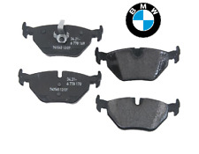 Rear Brake Pads Set BMW Genuine E46 318i 320i 325i 328i Z3 Z4
